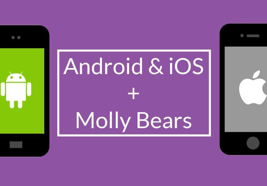 Android & iOS Molly Bears App